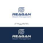 Reagan Wealth Management Logo - Entry #633