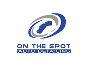 On the Spot Auto Detailing Logo - Entry #39