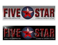 Five Star Logo - Entry #23