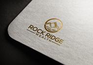 Rock Ridge Wealth Logo - Entry #220