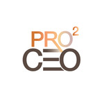 PRO2CEO Personal/Professional Development Company  Logo - Entry #74