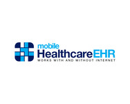Mobile Healthcare EHR Logo - Entry #95