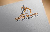 CMW Building Maintenance Logo - Entry #126