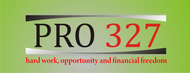 PRO 327 Logo - Entry #116