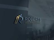 Roberts Wealth Management Logo - Entry #18
