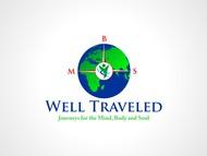 Well Traveled Logo - Entry #5