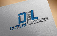 Dublin Ladders Logo - Entry #149