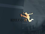 Nailed It Logo - Entry #76