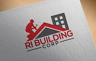 RI Building Corp Logo - Entry #386