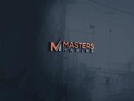 Masters Marine Logo - Entry #247