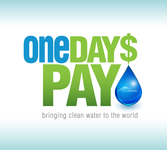 A Days Pay/One Days Pay-Design a LOGO to Help Change the World!  - Entry #45