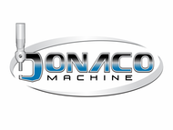 Jonaco or Jonaco Machine Logo - Entry #249