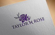 Taylor N Rose Logo - Entry #5