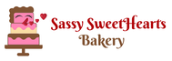 Sassy Sweethearts Bakery Logo - Entry #96
