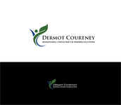 Dermot Courtney Behavioural Consultancy & Training Solutions Logo - Entry #30