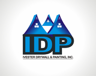 IVESTER DRYWALL & PAINTING, INC. Logo - Entry #76