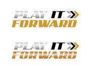 Play It Forward Logo - Entry #167