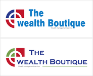 the wealth boutique Logo - Entry #60