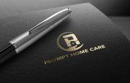 Prompt Home Care Logo - Entry #81