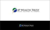 4P Wealth Trust Logo - Entry #304