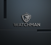 Watchman Surveillance Logo - Entry #38