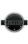 Leila Law Logo - Entry #41