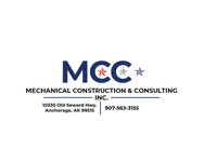 Mechanical Construction & Consulting, Inc. Logo - Entry #28