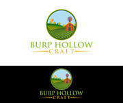 Burp Hollow Craft  Logo - Entry #152