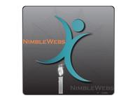 NimbleWebs.com Logo - Entry #6