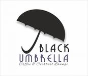 Black umbrella coffee & cocktail lounge Logo - Entry #96