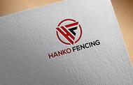 Hanko Fencing Logo - Entry #303
