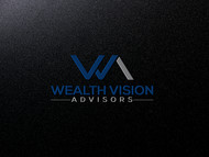 Wealth Vision Advisors Logo - Entry #42
