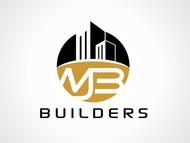 MJB BUILDERS Logo - Entry #123