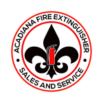 Acadiana Fire Extinguisher Sales and Service Logo - Entry #146