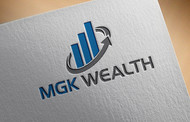 MGK Wealth Logo - Entry #94