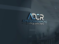 American Diamond Cattle Ranchers Logo - Entry #170