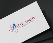 City Limits Vet Clinic Logo - Entry #149
