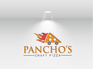 Pancho's Craft Pizza Logo - Entry #128