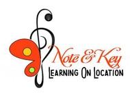 Note & Key Logo - Entry #1