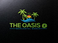 The Oasis @ Marcantel Manor Logo - Entry #52