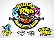 Bunny Pho Logo - Entry #49