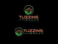 Tuzzins Beach Logo - Entry #46