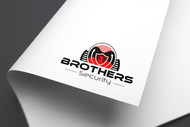 Brothers Security Logo - Entry #14