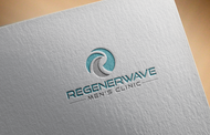 Regenerwave Men's Clinic Logo - Entry #30