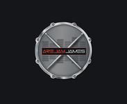 arejay james Logo - Entry #47