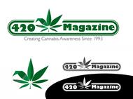 420 Magazine Logo Contest - Entry #2