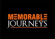 Memorable Journeys Logo - Entry #2