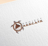 Project R.E.S.C.A.T.E. Logo - Entry #38