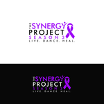 """The Synergy Project"" and place the word ""season three"" underneath in smaller front either as "" season 3"" or ""season three"" Logo - Entry #122"