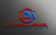 LiveDream Apparel Logo - Entry #86